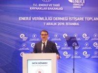 """Bakan Dönmez: """"Kamunun yıllık enerji gideri yaklaşık 6 milyar lira"""""""