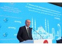 Cumhurbaşkanı Erdoğan'dan Macron'a sert tepki