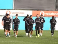 Beşiktaş'ta Wolverhampton mesaisi başladı