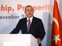 """Dışişleri Bakanı Çavuşoğlu: """"Libya ile yaptığımız anlaşma uluslararası hukuka uygundur"""""""