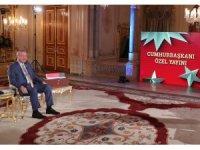 """Cumhurbaşkanı Erdoğan: """"Libya'ya her türlü desteği vermeye hazırız"""""""