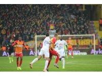 Süper Lig: İ.M. Kayserispor: 1 - Çaykur Rizespor: 0 (Maç sonucu)