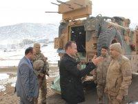 Ağrı Tutak'ta çatışma yaşanan köyde hayat normale döndü