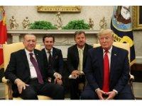 Kasım ayında en çok Cumhurbaşkanı Erdoğan'ın ABD ziyareti konuşuldu