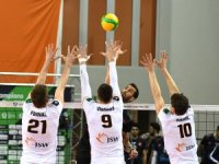 CEV Erkekler Şampiyonlar Ligi: Jastrzebski Wegiel: 3 - Halkbank ANKARA: 0