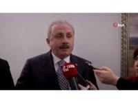 """TBMM Başkanı Şentop: """"Ciddiye alınacak bir karar değil"""""""