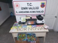 Sendikaya suç üstü kumar baskını: 101 kişi yakalandı