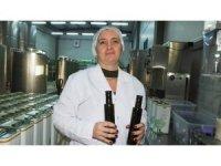 Kadın öğretmen fabrikatör oldu, ödüllü zeytin yağları üretti