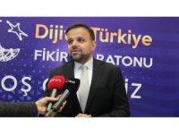 """""""Tüketen değil, üreten bir Türkiye olmak için çok çalışmamız lazım"""""""