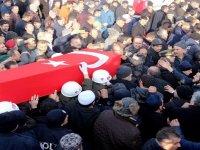 On binler Afrin şehidini uğurladı