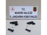 Mardin'de silah kaçakçısı suçüstü yakalandı
