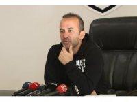 """""""Tranzonspor maçına genç oyuncular ile çıkıp bu maçı tolere etmek istiyoruz"""""""