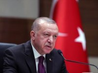"Cumhurbaşkanı Erdoğan: ""1607 yaralıdan 1503'ü taburcu edildi"""