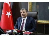 """Sağlık Bakanı Koca: """"Depremde hayatını kaybedenlerin sayısı 39'a yükseldi"""""""