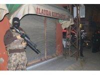 Adana polisinden asayiş uygulaması