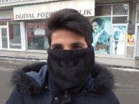 Ağrı'da soğuk hava hayatı olumsuz etkiliyor