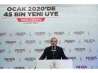 """""""AK Parti ulusal bir coğrafyaya değil uluslararası bir coğrafyaya hitap eden bir partidir"""""""