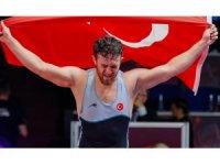 Süleyman Karadeniz'den Avrupa'da altın madalya