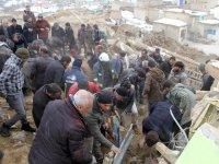 İran'daki deprem can kaybına yol açtı