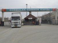 Ağrı Gürbulak Sınır Kapısı'nda korona virüs tedbirleri arttırıldı