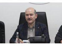 Bakan Soylu'dan korona virüs açıklaması