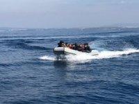 Aydın'da iki ayrı operasyonda 58 düzensiz göçmen yakalandı