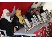 HDP önündeki ailelerin direnişi 177. günde