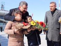 Sağlık Bakanı Fahrettin Koca Ağrı'da