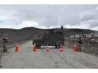 Kars'ta 3 köy ve 1 belde karantinaya alındı