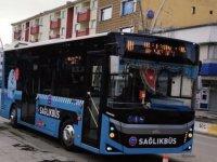 Ağrı'da Sağlıkbüs hizmete başladı