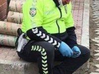 Görevi başında kalp krizi geçiren polis memuru şehit oldu