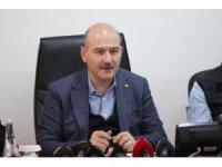 Bakan Soylu'dan korona virüs vakalarına ilişkin açıklama
