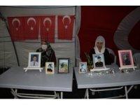 HDP önündeki ailelerin evlat nöbeti 212'nci gününde