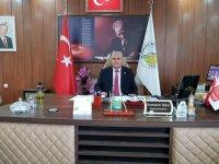 Eleşkirt Belediye Başkanından Milli Dayanışma Kampanyasına 1 Maaş Destek