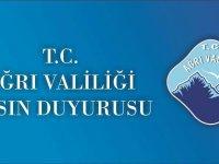 Valilik Tutak'ta 7 köyün karantinaya alındığı ile ilgili haberleri yalanladı