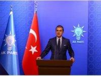 """AK Parti Sözcüsü Çelik: """"Devlette bir zaaf söz konusu değildir"""""""