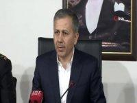 Vali Yerlikaya, İstanbul'a giriş çıkışlara izin verilecek istisnaları açıkladı