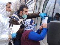 Ağrı'da 1000 TL'lik destek ödemeleri evlerde yapılmaya başlandı
