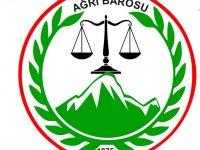 Ağrı Barosu Diyarbakır'daki Terör Saldırısını Kınadı