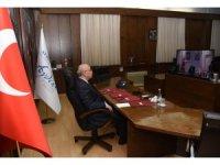 Vali Köşger, Bakan Soylu ile görüştü
