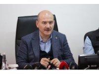 Bakan Soylu Polis Haftası dolayısıyla mesaj yayımladı