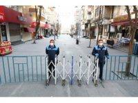 Bağcılar'ın en işlek cadde ve meydanları yayalara kapatıldı