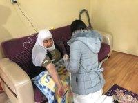 Lösemi Hastası Olan Kadının Tahlilleri Vefa Sosyal Destek Grubu Tarafından Yapıldı