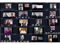 21 ülkeden uzmanlar sanal konferansta buluştu