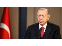 """Cumhurbaşkanı Erdoğan: """"Ortaya çıkan tablo doğru yolda ilerlediğimizi gösteriyor"""""""