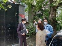 Soner Yalçın'ın villasına gelen Bakanlık ekipleri kapıda kaldı