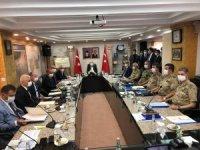 Bakan Soylu başkanlığında Mardin'de güvenlik toplantısı yapıldı