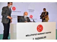 MHP İl Başkanları Toplantısı sonrası Bahçeli açıklamalarda bulundu