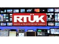 RTÜK'ten yayın durdurma kararı verdiği iki televizyon kanalıyla ilgili açıklama