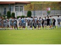 Trabzonspor, Denizlispor maçı hazırlıklarına moralsiz başladı